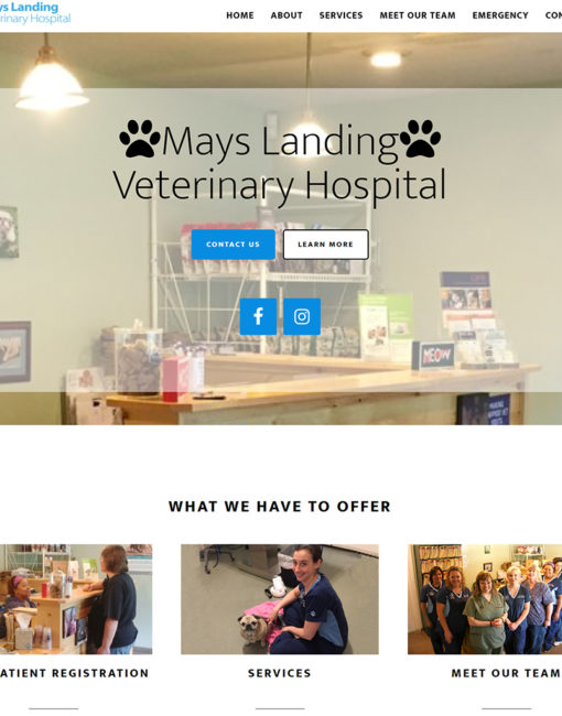 Mays Landing Veterinary Hospital